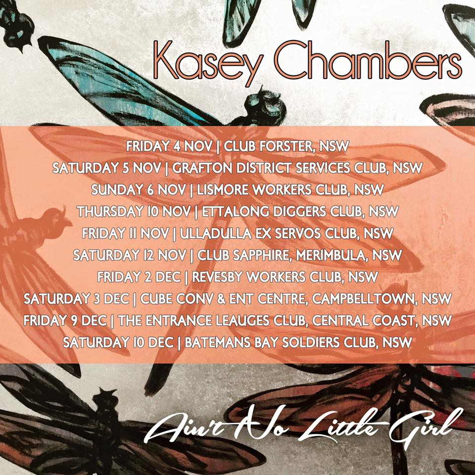 kasey-aint-no-little-girl-tour-poster